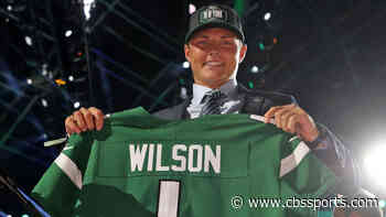 Zach Wilson has yet to sign rookie contract as Jets kick off training camp practices Wednesday