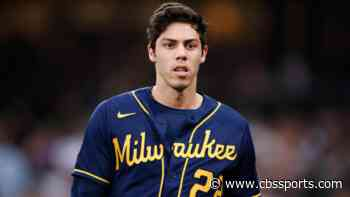 Brewers star Christian Yelich lands on IL after breakthrough COVID case