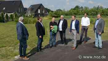 Neues Wohngebiet in Lingen: Wo Kinder das Tempo vorgeben - NOZ