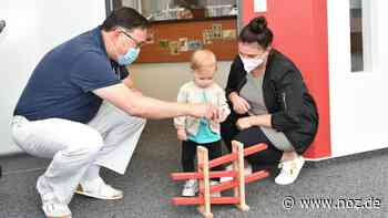 Kinderarzt Fließ hat sich in Lingen selbstständig gemacht - NOZ