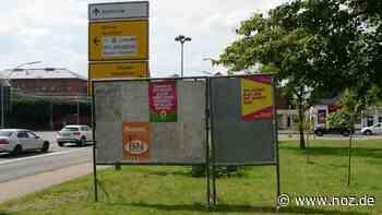 Wer steht wo auf den Plakaten zur Kommunalwahl in Lingen? - NOZ