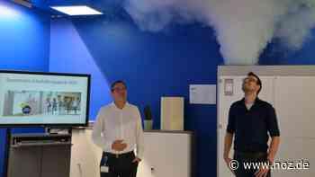 Firma Kampmann aus Lingen entwickelt Lüftungsgerät für Schulen - NOZ
