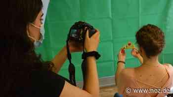 Freiwillige des TPZ Lingen gestaltet märchenhaften Kalender - NOZ