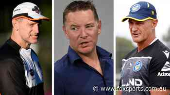Arthur's shaky Eels on the slide, Madge's Jekyll and Hyde Tigers flop again: NRL Pressure Gauge