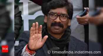 PIL seeks CBI probe into 'bid to topple Hemant Soren government'