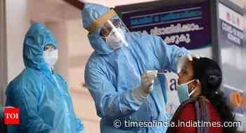 Covid-19: Kerala logs 22,000 cases, first in 50 days to top 20k