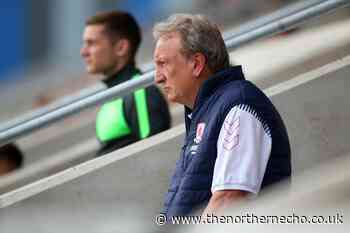 Neil Warnock confirms Neil Bausor is in South America