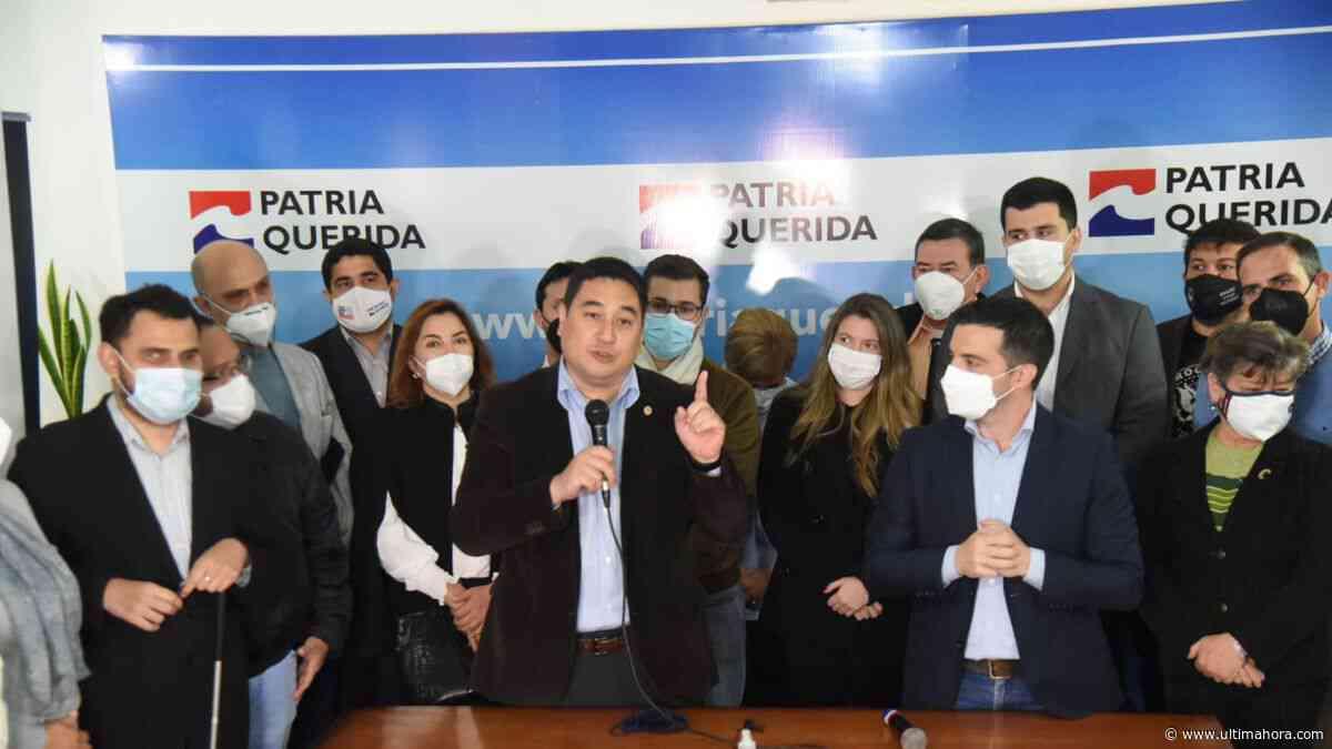 Nakayama será el candidato de la oposición para intendencia de Asunción - ÚltimaHora.com