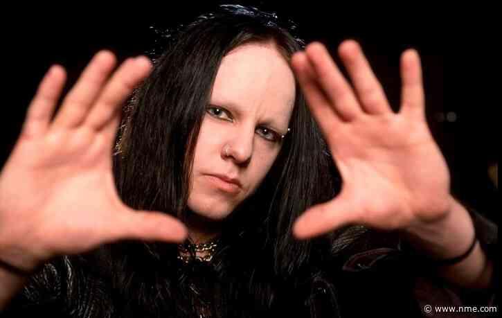 Slipknot's founding drummer Joey Jordison has died at 46