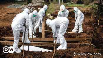 Coronavirus digest: Leading doctors say delta variant is fast, fit and formidable - Deutsche Welle