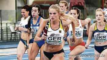 Wenn Träume wahr werden: Alica Schmidt aus Ingolstadt ist für 400-Meter-Staffel nominiert - und nimmt zwei Millionen Follower mit - donaukurier.de