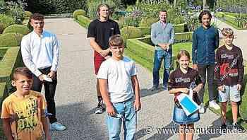 Ingolstadt: Stadt ehrt erfolgreiche Nachwuchssportler - 14 Kinder und Jugendliche werden für ihre Leistungen ausgezeichnet - Weniger Wettkämpfe wegen Corona - donaukurier.de