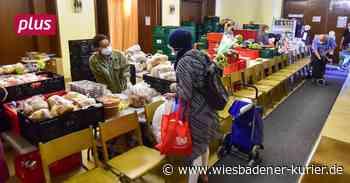 Die Lage der Wiesbadener Tafel unter Pandemie-Bedingungen