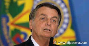 Bolsonaro turns to centre-right senator amid drop in popularity - Al Jazeera English