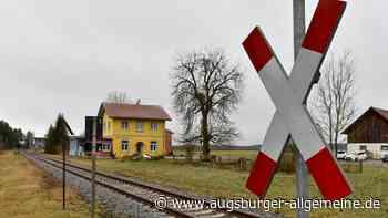 Wie viele Haltepunkte verträgt die Fuchstalbahn? - Augsburger Allgemeine