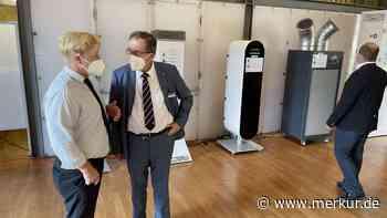 Weilheim-Schongau: Hitzige Debatte um Luftreiniger für Schulen - Kreistag entscheidet sich für Kompromiss - Merkur.de
