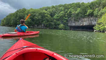 Scenic City Adventures: Kayaking to the Nickajack Lake bat cave - WTVC