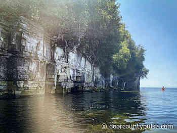 Kayaking Door Bluff: A Beginner's Perspective - Door County Pulse