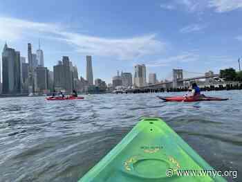 Good Things: Free Kayaking   WNYC News - WNYC