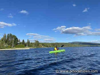 Kayaking begins in Burns Lake – BC Local News - BCLocalNews