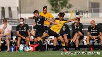Spontaner Test: Dynamo Dresden besiegt SC Freital mit 5:1 - Sportbuzzer