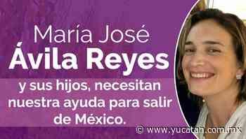 Chilena denuncia violencia familiar en Mérida: pide ayuda - El Diario de Yucatán