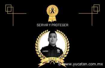 ¿Por qué nadie ayudó a Raúl ? Cuestiona familiar del policía asesinado en Mérida - El Diario de Yucatán
