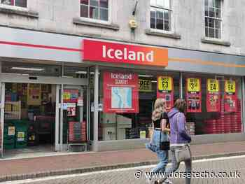Shock as Iceland to close town centre store - Dorset Echo