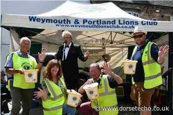 Weymouth & Portland Lions Club's Annual Street Busk returns with a bang - Dorset Echo