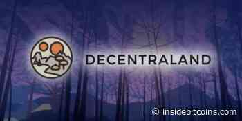 Decentraland Price Up 20% to $0.727 – How to Buy MANA - Inside Bitcoins