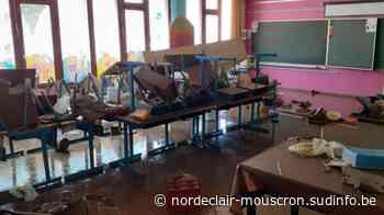 Comines : collecte de matériel scolaire pour les écoles touchées par les inondations - La Meuse