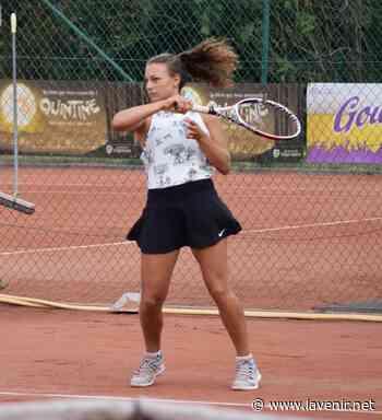 TENNIS| Troisième doublé de suite pour Emeline De Witte - l'avenir.net