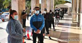 Coronavirus en Córdoba: podrían aplicar restricciones a quienes no se vacunen - Vía País