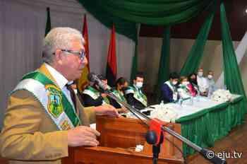 Villamontes celebró su 161 aniversario con anuncio de proyectos - eju.tv