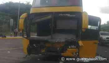 Pareja muere en accidente de tránsito en la ruta al Pacífico - guatevision.com