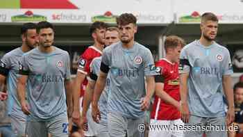 Saisonstart des SV Wehen Wiesbaden: In der Offensive klemmt es noch - hessenschau.de