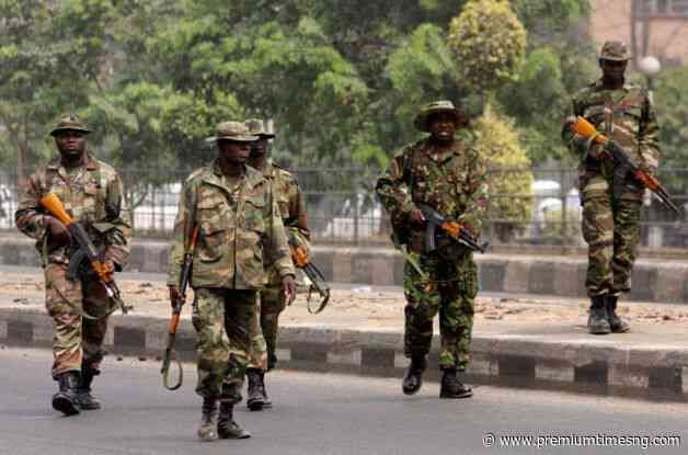 Soldiers arrest 17 Zamfara villagers for alleged complicity with bandits - Premium Times