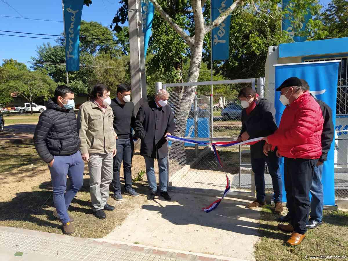 Villa Florida ya cuenta con su propio telecentro de capacitación gracias a Personal - La Unión - launion.com.py