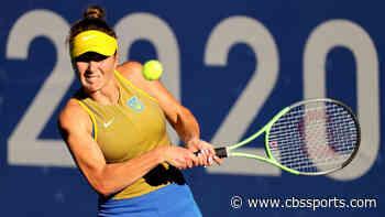 2020 Tokyo Olympics women's tennis odds, predictions: Expert reveals Svitolina vs. Giorgi quarterfinal picks
