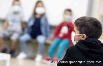Se contagian bebés y menores de Covid-19 en Puente de Ixtla - Quadratín - Quadratín Morelos