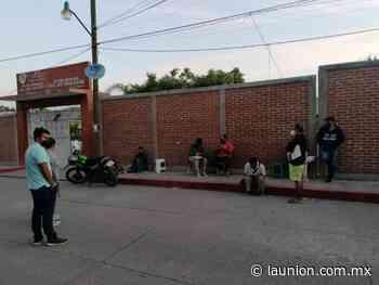 Continúa vacunación en Jojutla, Puente de Ixtla, Xochitepec, Temixco y Emiliano Zapata - Unión de Morelos