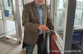 POL-ME: Einbruchschutz-Berater geht in den Ruhestand - Kreis Mettmann - 2107127 - Presseportal.de