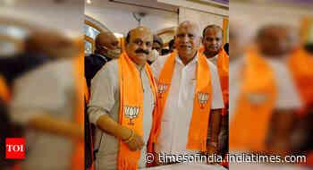 Karnataka: With new CM, BJP tries to reassure powerful Lingayat community