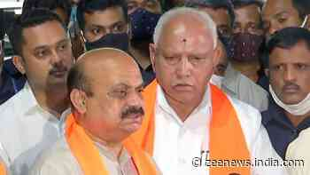 Basavaraj Bommai to take oath as Karnataka Chief Minister today