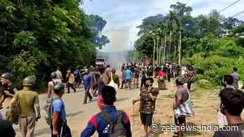 Assam-Mizoram border conflict: 12-hour bandh called in Assam`s three districts, death toll rises to 7