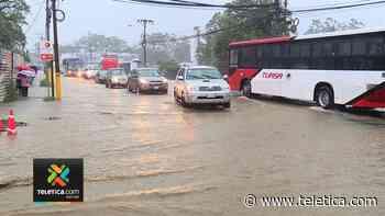 Onda tropical traerá lluvias a la región del Pacífico, advierte IMN - Teletica