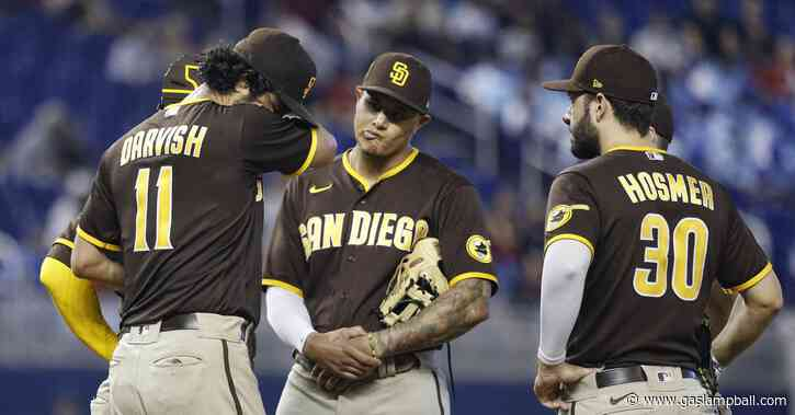 Padres Game Thread 7/27/21: Athletics @ Padres