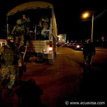 Ecuador gestiona la repatriación de más de 3.000 PPL extranjeros - Ecuavisa