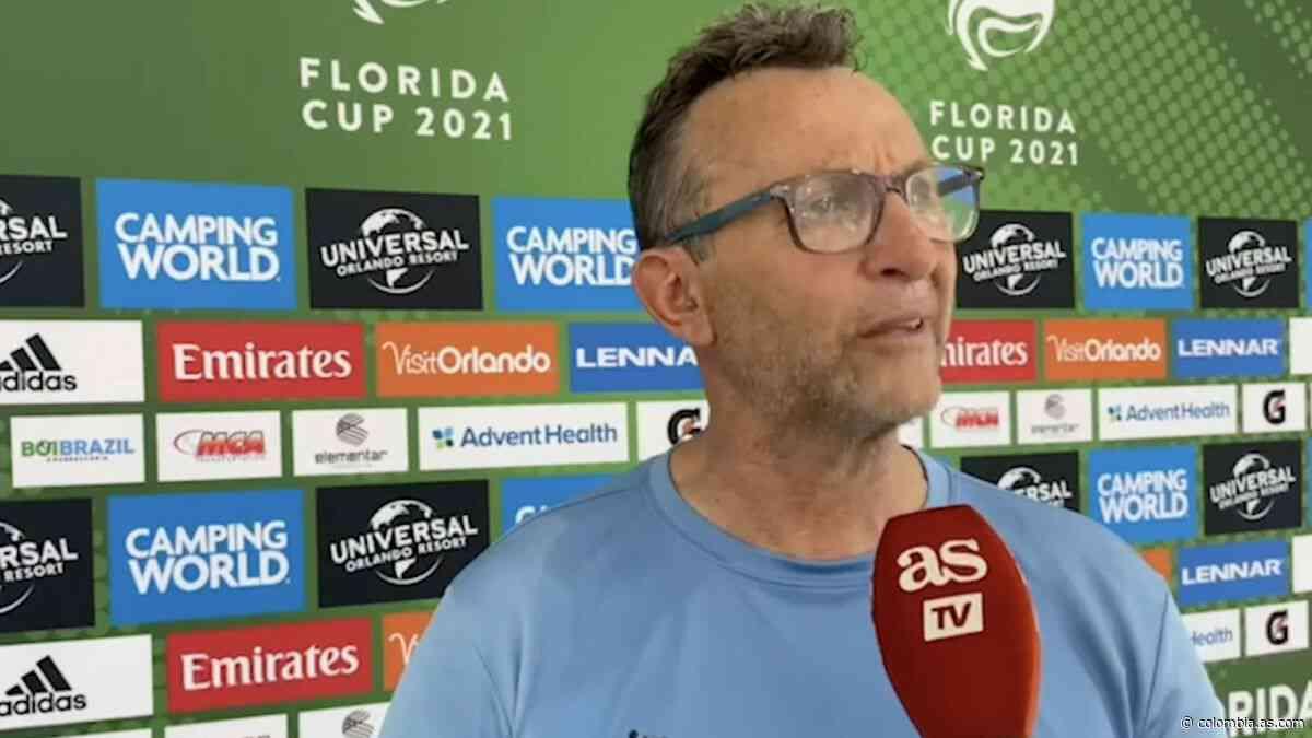 Neto: 'Borja es un goleador, fue mal comprendido en Brasil' - AS Colombia