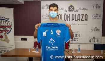 El nuevo director de juego del BM Atlético Valladolid, Borja Méndez, salta a la palestra - Tribuna Valladolid